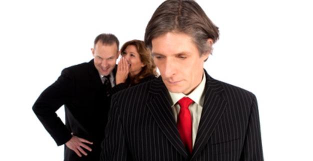 Mobbing am Arbeitsplatz durch Kollegen