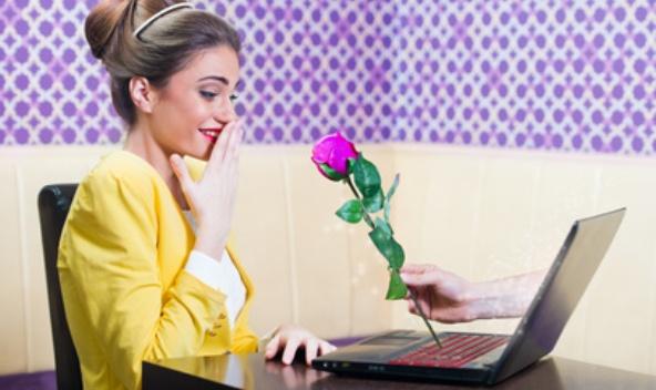 Narzissten auf Online-Partnerbörsen