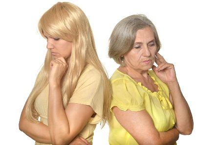 Narzissten im Alter pflegen - Tochter ist wütend auf ihre Mutter