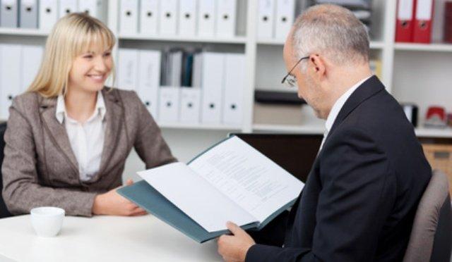 Vorstellungsgespräch mit einem narzisstischen Chef