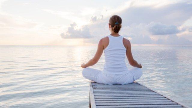 Entspannungstechnik bei Stress