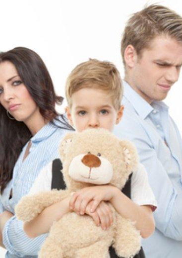 Gemeinsame Kinder mit einem Narzissten