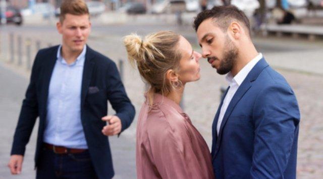 Der Narzisst will neue Beziehung zerstören