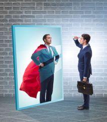 Narzissten vor dem Spiegel