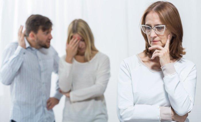 Die narzisstische Schwiegertochter oder der narzisstische Schwiegersohn