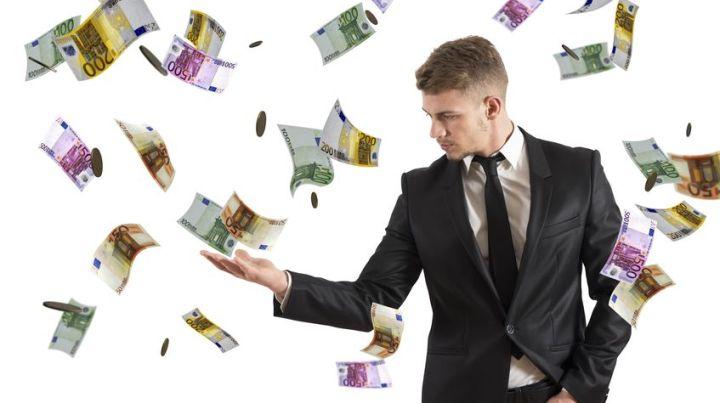Narzissten und Geld